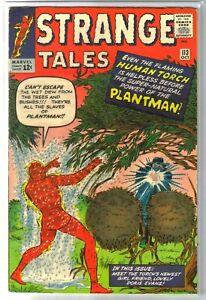 The human torch comic book