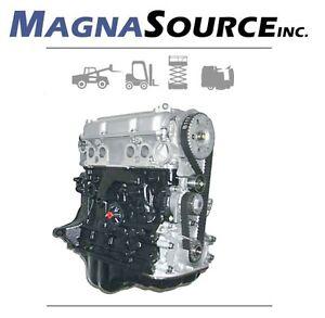 Mazda FE Forklift Engine - 2.0 - Long Ke Crank - 13 Month ...
