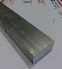 1 X 2 X 8 Long 6061 T6511 New Solid Aluminum Plate Flat Bar Stock Block