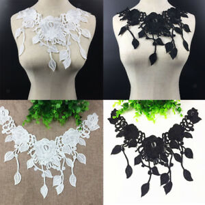 Embroidery-Flower-Neckline-Lace-Collar-Sewing-Applique-For-Wedding-Dress