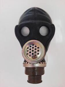Gasmaske gas mask Affengesicht DDR UDSSR NVA russisch Gr 1 SMALL SchM schwarz - Paderborn, Deutschland - Gasmaske gas mask Affengesicht DDR UDSSR NVA russisch Gr 1 SMALL SchM schwarz - Paderborn, Deutschland