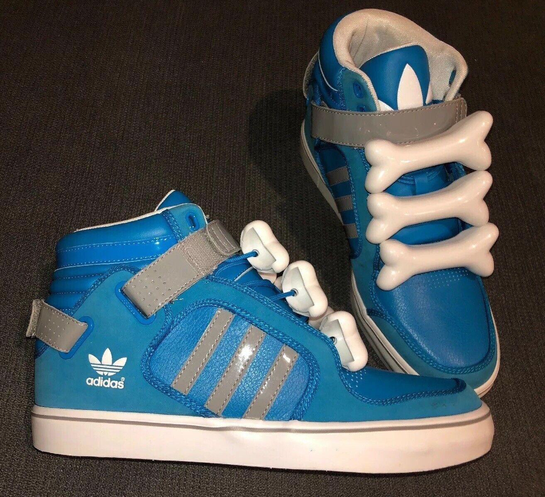Adidas, Jeremy Scott Shark Bones Tribute, Size 10, RARE
