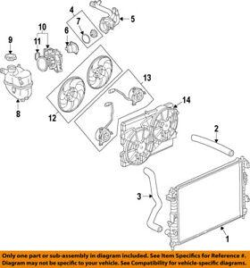 ACDelco 89019144 GM Original Equipment Engine Cooling Fan Motor