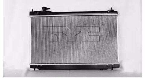 TYC 2588 Radiator Assy for Infiniti G35 Auto Trans 2004-2007 Models