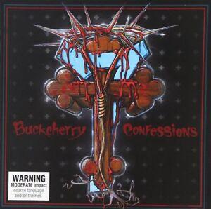 Buckcherry-Confessions-UK-IMPORT-CD-Like-New