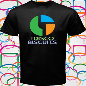 The Disco Biscuits Jam Band Logo Men/'s Black T-Shirt Size S to 3XL