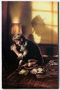 Introspective-Indiana-Jones-Interpretive-Tonalism-Shadow-Art-Giclee-on-Canvas