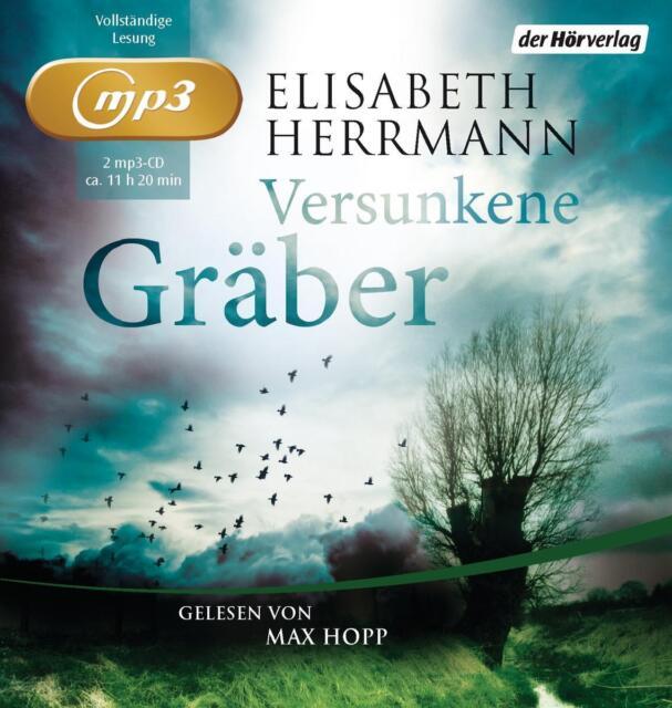 Herrmann, E: Versunkene Gräber/2 MP3-CDs von Elisabeth Herrmann (2013)