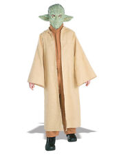 """Star Wars Kids Yoda Costume Style 3, Large, Age 8 - 10, HEIGHT 4' 8"""" - 5'"""