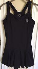 K Swiss Black Tennis Dress XS