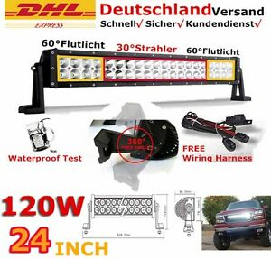 120W Arbeitsscheinwerfer 12V 24V LED Scheinwerfer Licht Bar Zusatzscheinwerfer - Karlsruhe, Deutschland - 120W Arbeitsscheinwerfer 12V 24V LED Scheinwerfer Licht Bar Zusatzscheinwerfer - Karlsruhe, Deutschland