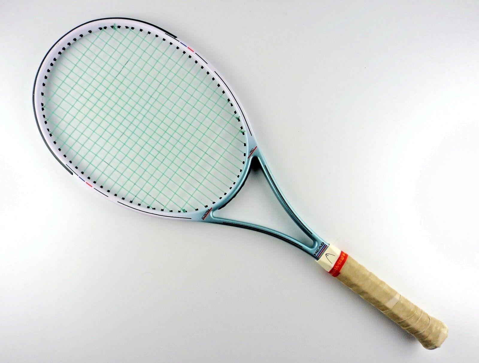 Cabeza  Elektra Pro tenis raqueta 4 1 4  L2 Hecho En Austria usado en excelente estado  comprar mejor