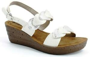 INBLU-BENESSERE-sandali-ciabatte-donna-ART-GM-20-ZEPPA-BIANCO-sandals
