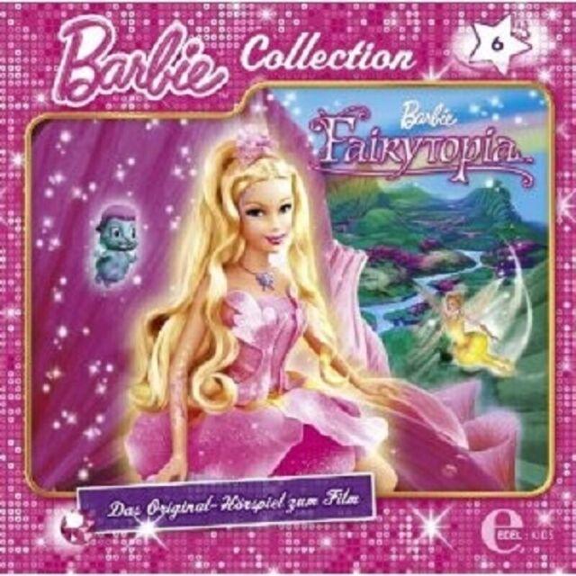 BARBIE: COLLECTION (6) - FAIRYTOPIA  CD NEU