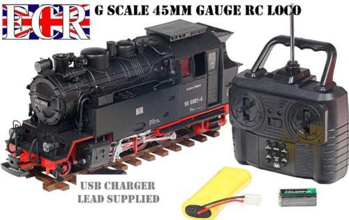 G Maßstab 45mm Anzeige RC Lokomotive