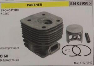 576270002-Cylindre-Et-Piston-Complet-Separateur-Partner-K-1260-Vacuumpumpe-60