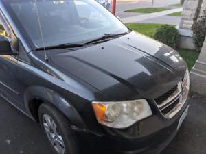 2012 Dodge Caravan