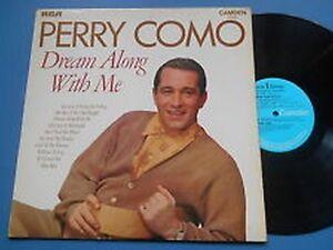 LP PERRY COMO  Dream Along With Me        CAMDEN CDS1002 - Aberdeen, United Kingdom - LP PERRY COMO  Dream Along With Me        CAMDEN CDS1002 - Aberdeen, United Kingdom