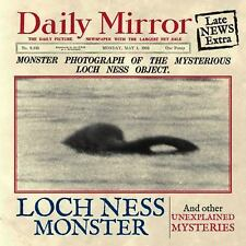 The Loch Ness Monster and Other Unexplained Mysteries, Derry, JF