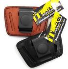 TAGUA Universal IWB Inside Pants & OWB Belt Slide Holster - Choose Gun & Color