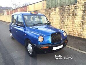 London Taxi TX2 Front Windscreen Seal Original