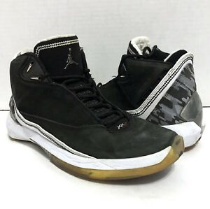 ebfd7190e82f Nike AIR JORDAN XXII 22 Retro Countdown Pack Black White Grey 332298 ...