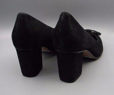 Aldwych Laberinto Clark's Mujeres/Damas Zapatos De Gamuza Negra Talla 5 D.