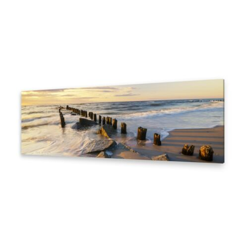 Leinwand-Bilder Wandbild Druck auf Canvas Kunstdruck Strand Meer