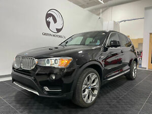 2017 BMW X3 XDrive28i ONE OWNER/CERTIFIED/CLEAN CARFAX