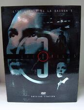 COFFRET COLLECTOR L'INTEGRALE DVD X FILES SAISON 3