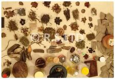 100+ MAGICAL BLENDED HERBS Wicca Pagan Altar Incense Spells Vial Witchcraft 40g