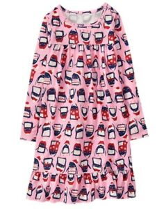 NWT Gymboree Rose Print Dress Christmas Girls 3,4,5,6,7,8,10,12,14