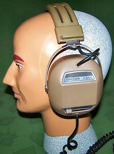 KOSS-K-6ALC-HIGH-FIDELITY-AUDIOPHILE-QUALITY-VINTAGE-STEREO-HEADPHONES-DUAL-VOL
