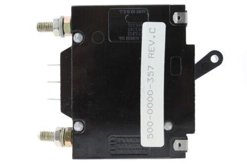 HEINEMANN 30 AMP BOLT IN CIRCUIT BREAKER AM1-B2-A-0030-02N~