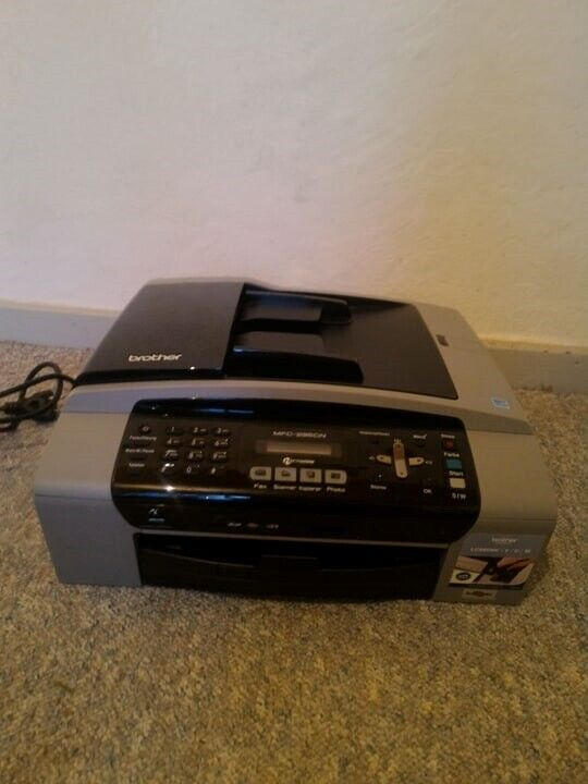 Anden printer, brother, MFC-295CN