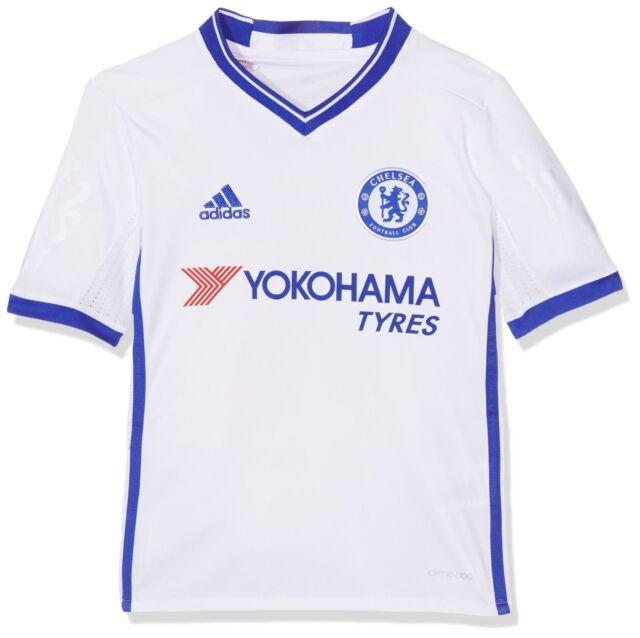 Adidas FC Chelsea London Jersey shirt third 3rd Kids junior boys 16 17  ai7150 46b418bb8