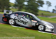 10X Craig Lowndes 2002 6x4 photos V8 Supercars FORD FALCON AU GIBSON MOTORSPORT