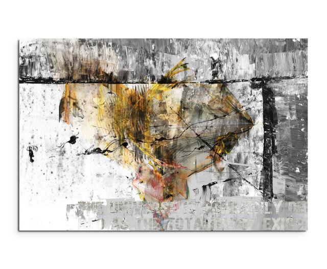 Abstrakt_1357_120x80cm - abstraktes modernes Leinwandbild Paul Sinus modern XXL