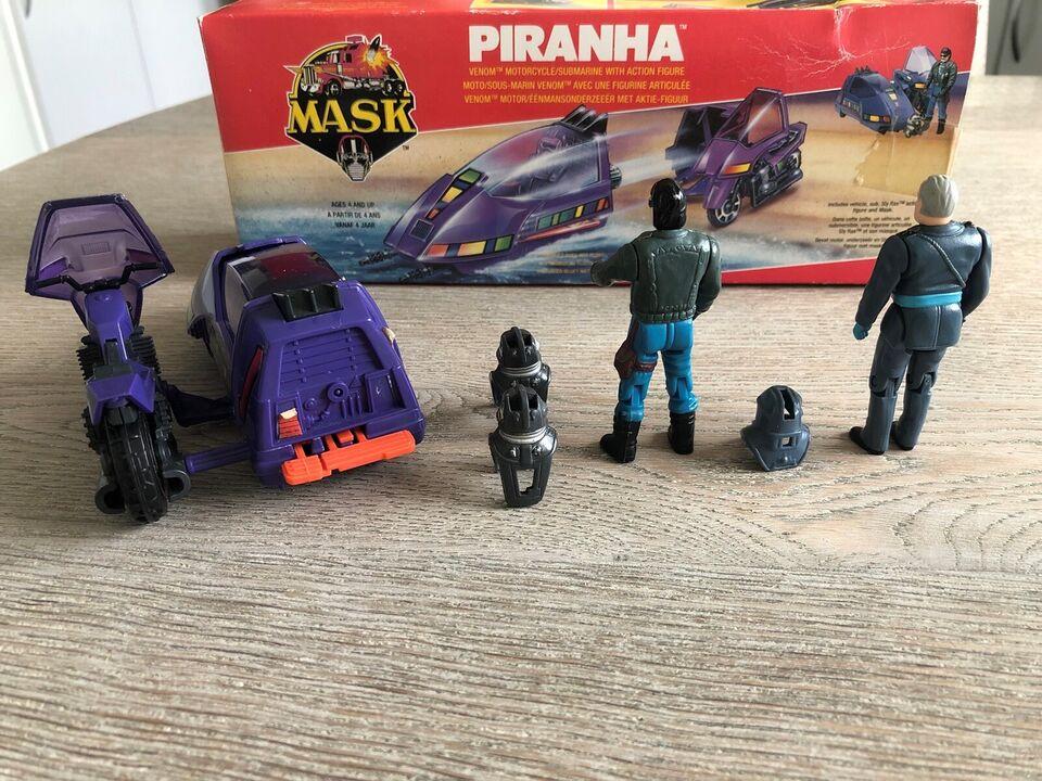 MASK Piranha, Kenner Parker