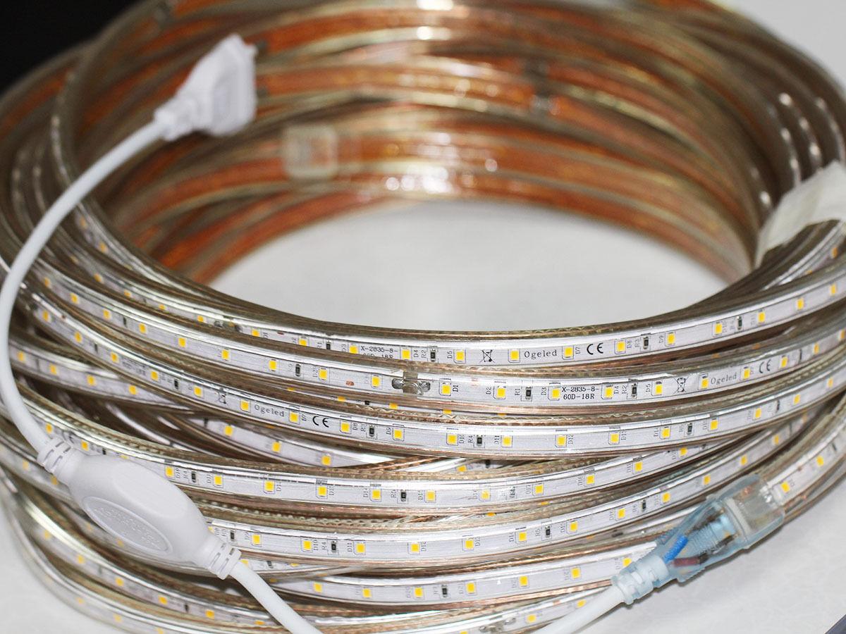 15m 900x 2835 6000K kaltweiss leds wasserfest IP68 led strip streife Dimmbar    Erste Klasse in seiner Klasse