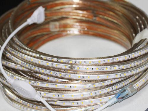 10m 600x2835 6000K kaltweiss leds wasserfest IP68 led strip streife Dimmbar