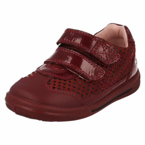 Wine Torino' Startrite Girls 'Flessy Casual rosso Shoes Soft Spot PpYBqx