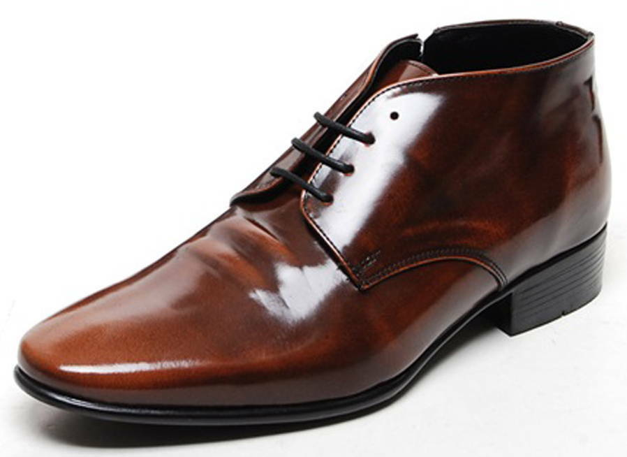 Mens  Genuine Leather Classicsc Dress Formal Business Ankle stivali Oxfords Scarpe  comodamente