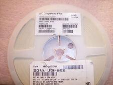 QTY (5000) 1206 820 Ohm 1/4W 5% SMD CHIP RESISTORS NRC12J821TRF NIC ROHS