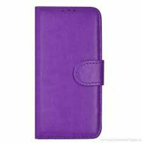 Libre Templado Con Estuche Cubierta Para Samsung A01 A11 A21 A21s A31 A41 Libro De Cuero