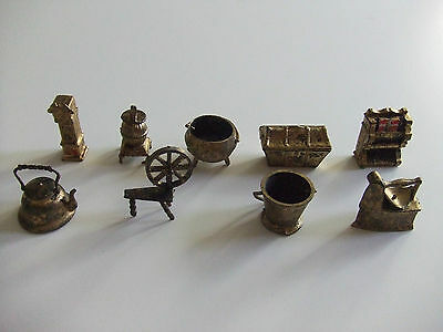 WILTON MINIATURES 9 Variations to Choose from (New Old Stock Discontinued)