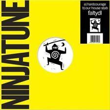 Hardcourage [Single] by FaltyDL (Vinyl, Jul-2012, Ninja Tune (USA))