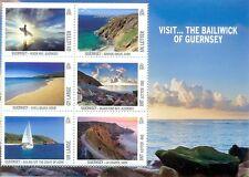 Guernsey- Holiday Guernsey min sheet mnh 2012
