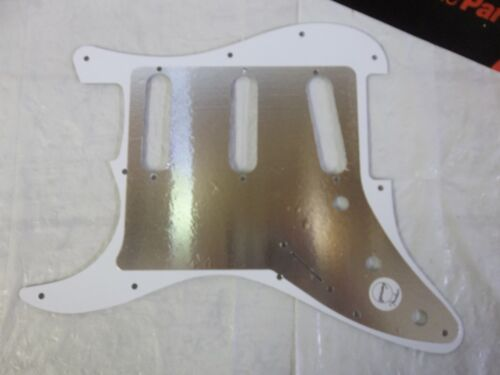 GENUINE FENDER STRAT AGED WHITE PEARL PICKGUARD 11-HOLE STRATOCASTER ~ NEW