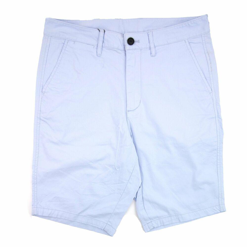 Armani Jeans Short Chino Bleu Celestaiale 0701